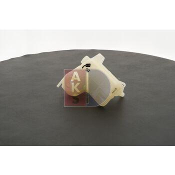 Ausgleichsbehälter, Kühlmittel -- AKS DASIS, AUDI, A4 Avant (8E5, B6), ...