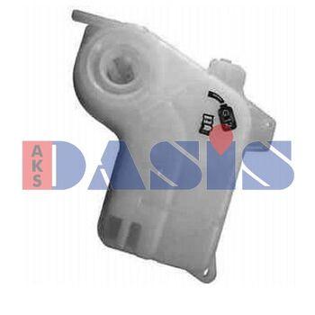 Ausgleichsbehälter, Kühlmittel -- AKS DASIS, AUDI, A6 Avant (4B5, C5), ...