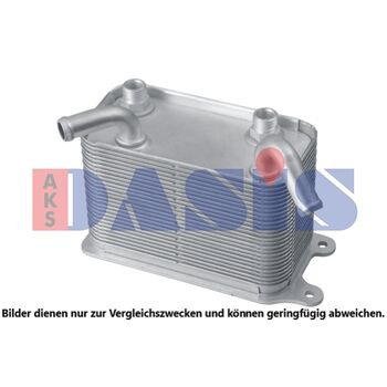 Ölkühler, Automatikgetriebe -- AKS DASIS, VW, TRANSPORTER T5 Bus (7HB,...