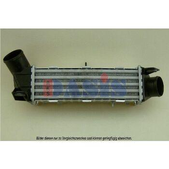 Ladeluftkühler -- AKS DASIS, VW, SEAT, CADDY II Kasten (9K9A), Kombi...