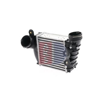 Ladeluftkühler -- AKS DASIS, VW, AUDI, SKODA, SEAT, GOLF IV Variant...