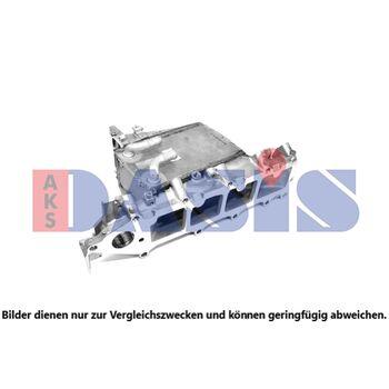 Ladeluftkühler -- AKS DASIS, Gewicht[kg]: 4,5, Gewicht [g]: 4500...