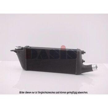 Ladeluftkühler -- AKS DASIS, AUDI, 80 Avant (8C, B4), COUPE (89, 8B)...