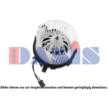 Innenraumgebläse -- AKS DASIS, Durchmesser [mm]: 133...