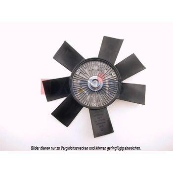 Kupplung, Kühlerlüfter -- AKS DASIS, Gewicht[kg]: 0,8, Gewicht [g]: 800...