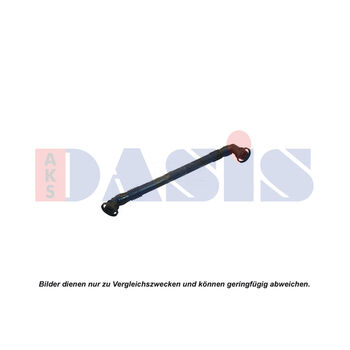 Hose, cylinder head cover breather -- AKS DASIS, BMW, 5 (E39), 3...