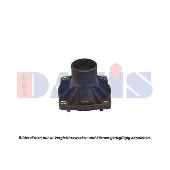 Thermostat Housing -- AKS DASIS, BMW, 7 (E38), (E32), 5 (E34), ...