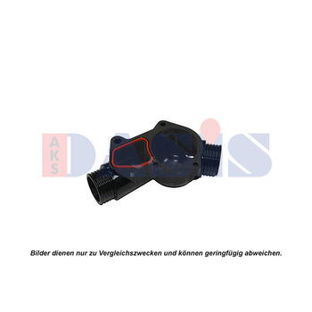 Coolant Flange -- AKS DASIS, BMW, 3 Convertible (E36), 5 (E34), ...