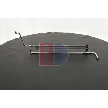 Oil Cooler, engine oil -- AKS DASIS, BMW, 7 (E65, E66, E67)...