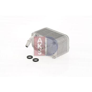 Ölkühler, Automatikgetriebe -- AKS DASIS, BMW, X5 (E53)...