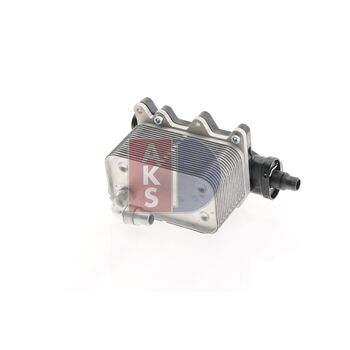 Oil Cooler, automatic transmission -- AKS DASIS, BMW, 5 Touring (E61), ...