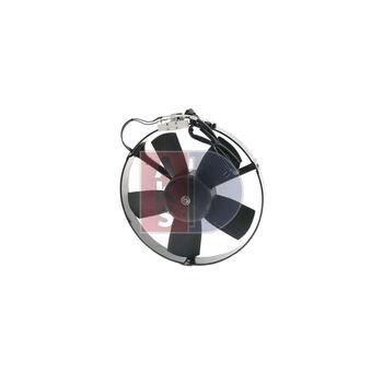 Fan, A/C condenser -- AKS DASIS, BMW, 5 (E34), 3 (E30), Convertible, ...