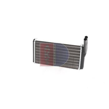 Heat Exchanger, interior heating -- AKS DASIS, BMW, 5 (E28), 6 (E24)...