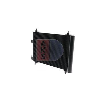 Kondensator, Klimaanlage -- AKS DASIS, CITROËN, C5 I Break (DE_), ...