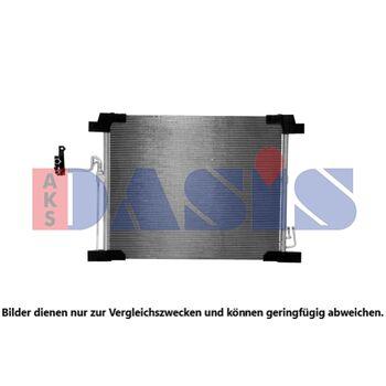 Condenser, air conditioning -- AKS DASIS