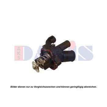 Thermostat, Kühlmittel -- AKS DASIS, FORD, MONDEO III Kombi (BWY), ...