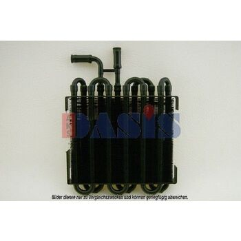 Fuel radiator -- AKS DASIS, MERCEDES-BENZ, C-CLASS (W203), T-Model...