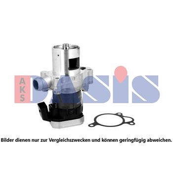 Hochdruck-/Niederdruckleitung, Klimaanlage -- AKS DASIS, Gewicht[kg]: 0,3...