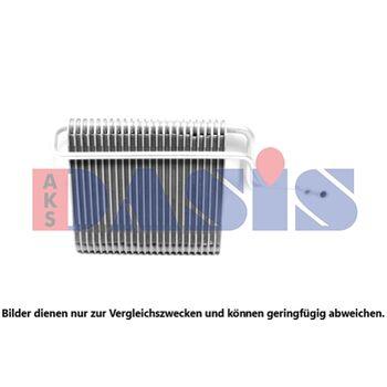 Kondensator, Klimaanlage -- AKS DASIS, Gewicht[kg]: 3, Gewicht [g]: 3000...