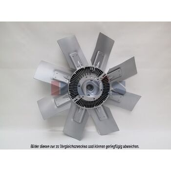 Fan, radiator -- AKS DASIS, Radiator_Visco Fan, MERCEDES-BENZ, Wing...