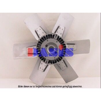 Fan, radiator -- AKS DASIS, MERCEDES-BENZ, Radiator_Visco Fan, O 305, ...