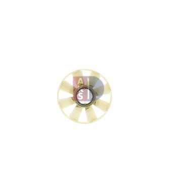 Fan Wheel, engine cooling -- AKS DASIS, MAN, MERCEDES-BENZ, DAF, ...