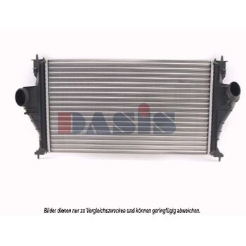 Intercooler, charger -- AKS DASIS, JEEP, PEUGEOT, GRAND CHEROKEE I...