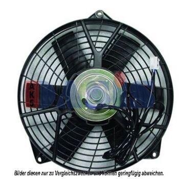 Fan, A/C condenser -- AKS DASIS, New Part: ...