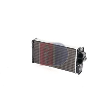 Heat Exchanger, interior heating -- AKS DASIS, PEUGEOT, 307 (3A/C), ...
