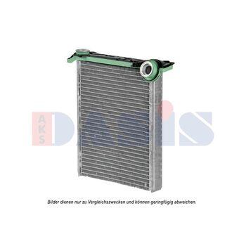 Heat Exchanger, interior heating -- AKS DASIS, PEUGEOT, 308 (4A_, 4C_),...