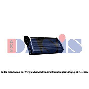 Kühler, Motorkühlung -- AKS DASIS, PEUGEOT, 406 Break (8E/F), (8B), ...