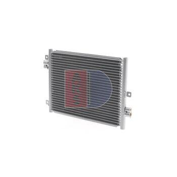 Condenser, air conditioning -- AKS DASIS, PORSCHE, 911 Convertible...