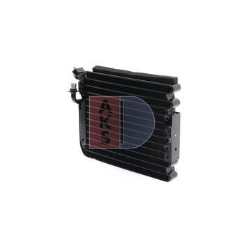 Condenser, air conditioning -- AKS DASIS, PORSCHE, 911 (993), (964), ...