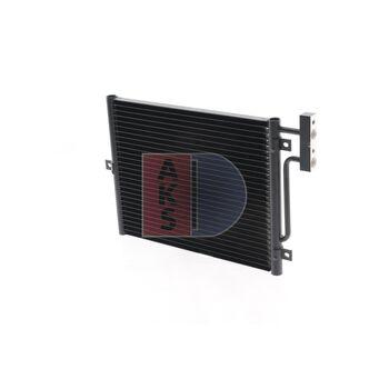 Condenser, air conditioning -- AKS DASIS, PORSCHE, BOXSTER (986), 911...