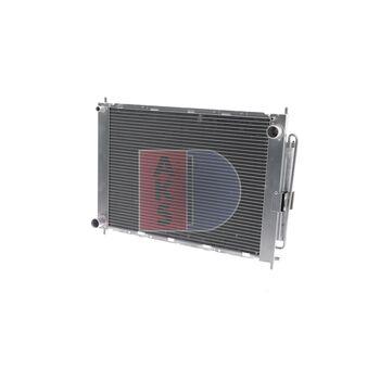 Cooler Module -- AKS DASIS, RENAULT, CLIO III (BR0/1, CR0/1), MODUS /...