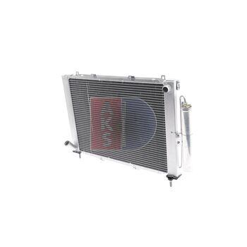 Cooler Module -- AKS DASIS, RENAULT, KANGOO Express (FC0/1_)...