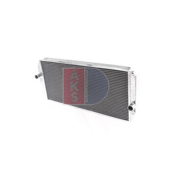 Kühler, Motorkühlung -- AKS DASIS, ALPINE, A610, Länge [mm]: 670...