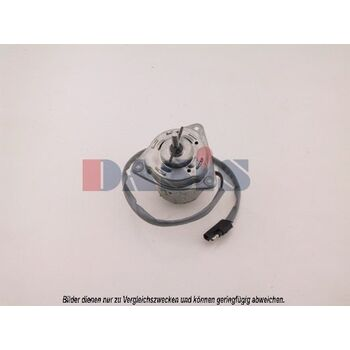Electric Motor, interior blower -- AKS DASIS, Weight [g]: 820, New Part: