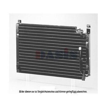 Condenser, air conditioning -- AKS DASIS, VOLVO, 760 (704, 764), 740...