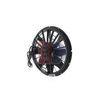 Fan, radiator -- AKS DASIS, VOLVO, 940 II Estate (945), Kombi, (944)...