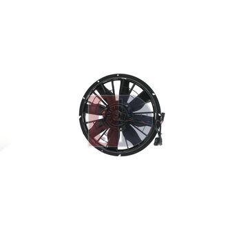 Fan, radiator -- AKS DASIS, VOLVO, 850 Estate (LW), (854), (LS)...