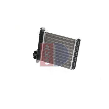 Heat Exchanger, interior heating -- AKS DASIS, VOLVO, V70 II (285), ...