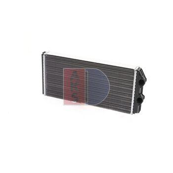Heat Exchanger, interior heating -- AKS DASIS, VOLVO, FH 12, 16, FM...