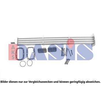 Repair Kit -- AKS DASIS, EGR Cooler, MAN...