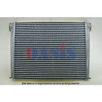 Intercooler, charger -- AKS DASIS, MAN, NEOPLAN, Radiator_intercooler,...