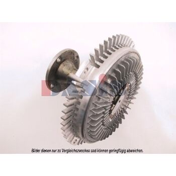 Clutch, radiator fan -- AKS DASIS, MAN, Radiator_Visco clutch, G 90, ...