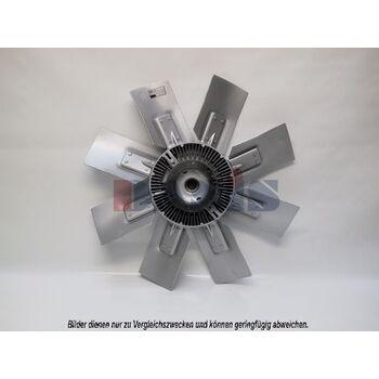 Lüfter, Motorkühlung -- AKS DASIS, Kühler_Kühlerlüfter, Flügelanzahl 8...