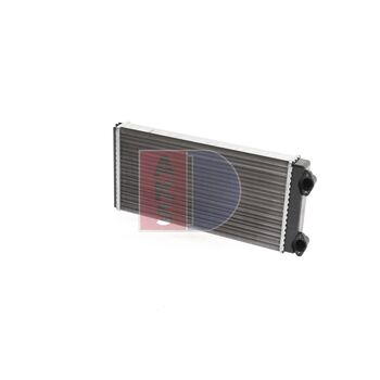 Heat Exchanger, interior heating -- AKS DASIS, MAN, Radiator_Heat...