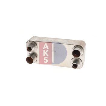 Ölkühler, Retarder -- AKS DASIS, SCANIA, Retarder Ölkühler, Serie 3, ...