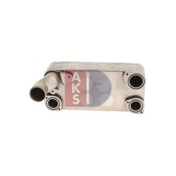 Ölkühler, Retarder -- AKS DASIS, DAF, Retarder Ölkühler, CF 85, 95...